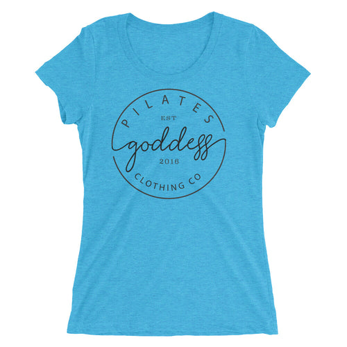 Pilates Goddess Clothing Co Ladies' short sleeve t-shirt