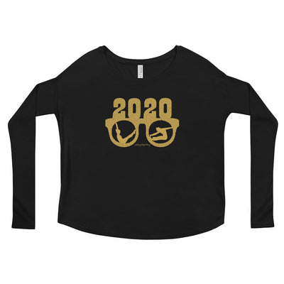 New Years 2020 Pilates! Ladies' Long Sleeve Tee