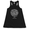 The Whole World Women's Flowy Racerback Tank