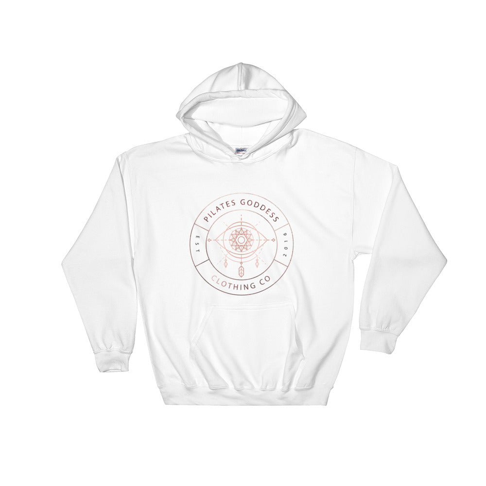 Pilates Goddess Clothing Co Hooded Sweatshirt
