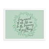 Every Moment Of Our Life Can Be The Beginning Of Great Things - Joseph Pilates Framed poster