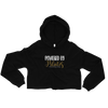 Powered By Pilates Crop Hoodie