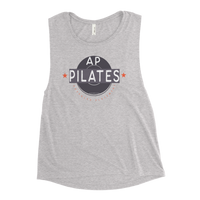 AP Pilates Ladies' Muscle Tank