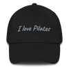 I Love Pilates! Low profile hat