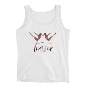 Teaser Wide Strap Ladies' Tank
