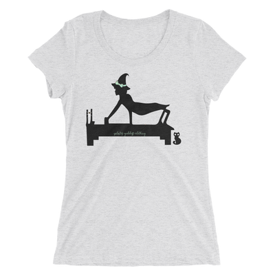 Later, Witches I've Got Pilates! Ladies' short sleeve t-shirt