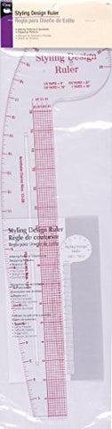 Dritz Styling Design Ruler
