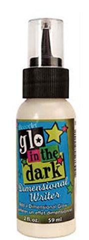 DecoArt 2-Ounce Glo in the Dark Dimensional Writer
