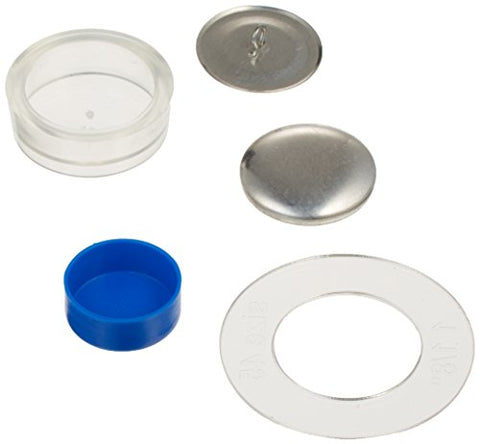 Dritz Craft Cover Button Kit, Size 45, 10 Count