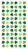 Sticko Four Leaf Clover Stickers