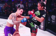 EcoSciences Brand Ambassador Ilima Macfarlane, Bellator 213 Title Defense (Part 1)
