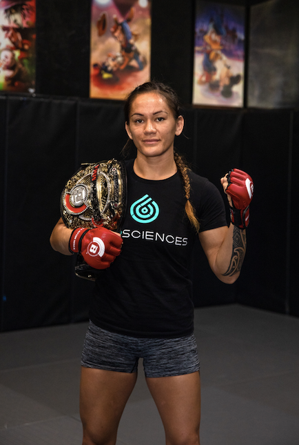 EcoSciences Brand Ambassador Ilima Macfarlane, Bellator 213 Title Defense (Part 2)