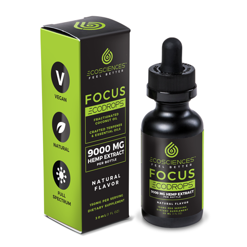ECODROPS™ Focus 30ml