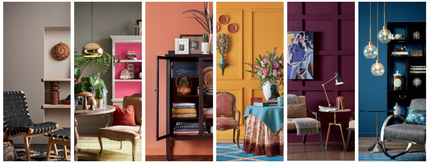 The Top 19 Color Trends Of 2019