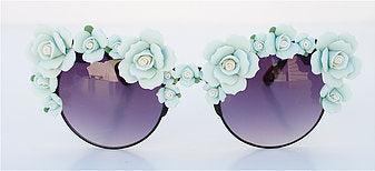 Lady Sings The Blues Coco Sunglasses