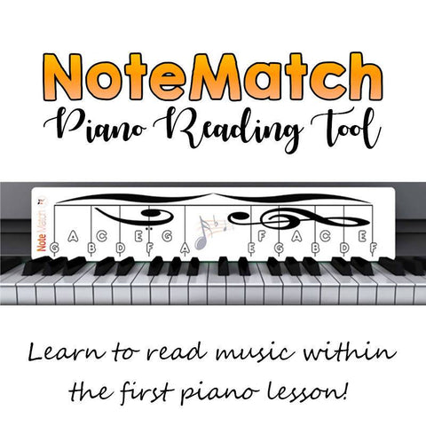 NoteMatch Piano