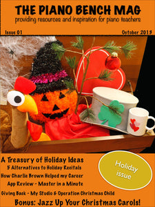 Issue 1 - October 2013