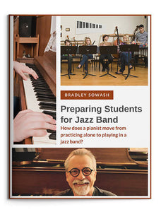 Preparing Pianists for Jazz Band