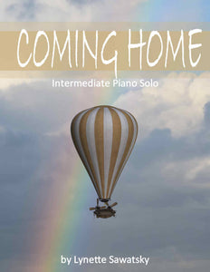 Coming Home (studio licence)