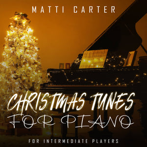 Christmas Tunes For Piano