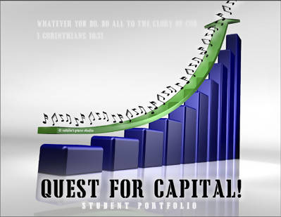 Quest for Capital Practice Incentive Theme