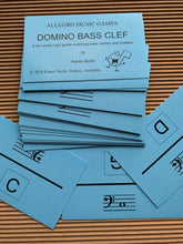 Domino Bass Clef (Digital Download)