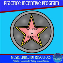 You're A Star! Practice Incentive Program