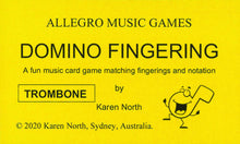 Domino Fingering Trombone (Digital Download)