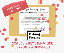 Scales and Key Signatures