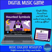 Haunted Symbols | Definitions | Interactive Digital Music Game
