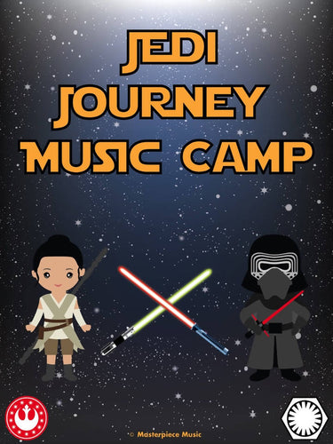 Jedi Journey Music Camp