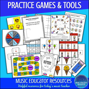 Practice Games and Tools