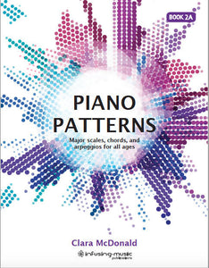 Piano Patterns Book 2A — Single Copy Download
