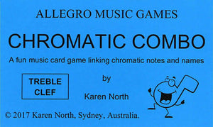 Chromatic Combo Treble (Digital Download)