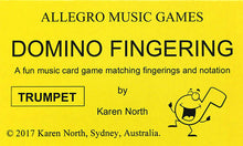 Domino Fingering Trumpet (Digital Download)