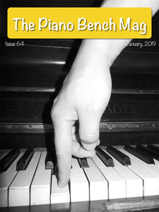 The Piano Bench Mag - January, 2019