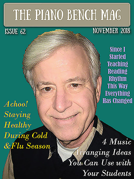 The Piano Bench Mag - November, 2018