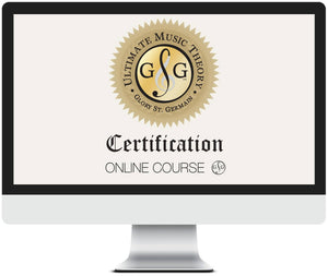 Ultimate Music Theory Certification Course