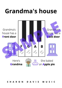 The Story of Grandma's House