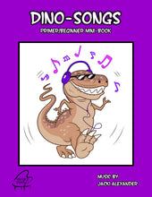 Dino-Songs Mini-Book Studio License