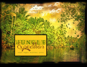 Jungle Expedition Practice Incentive Theme
