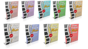 Piano Program Music Theory Studio License Bundle