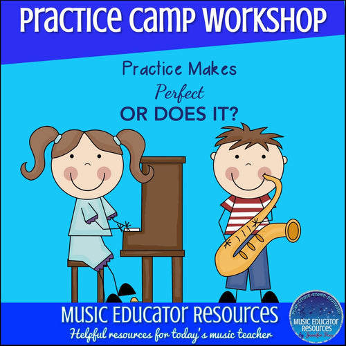 Practice Camp Workshop