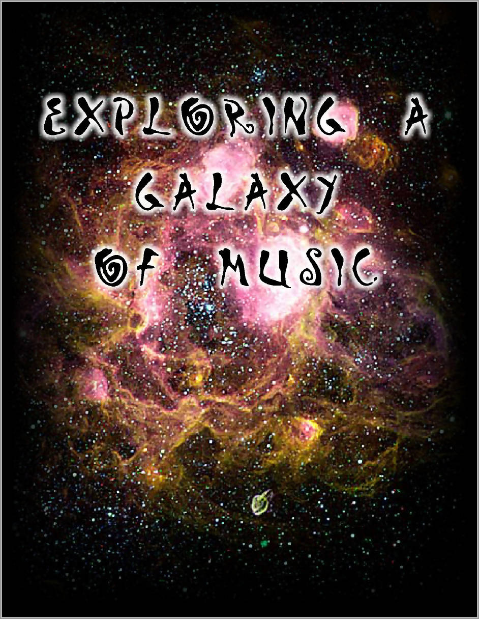 Exploring A Galaxy of Music Practice Incentive Theme