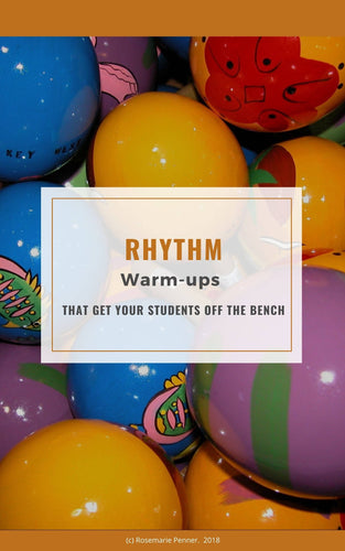 Rhythm Warm-ups That Get Students Off the Bench