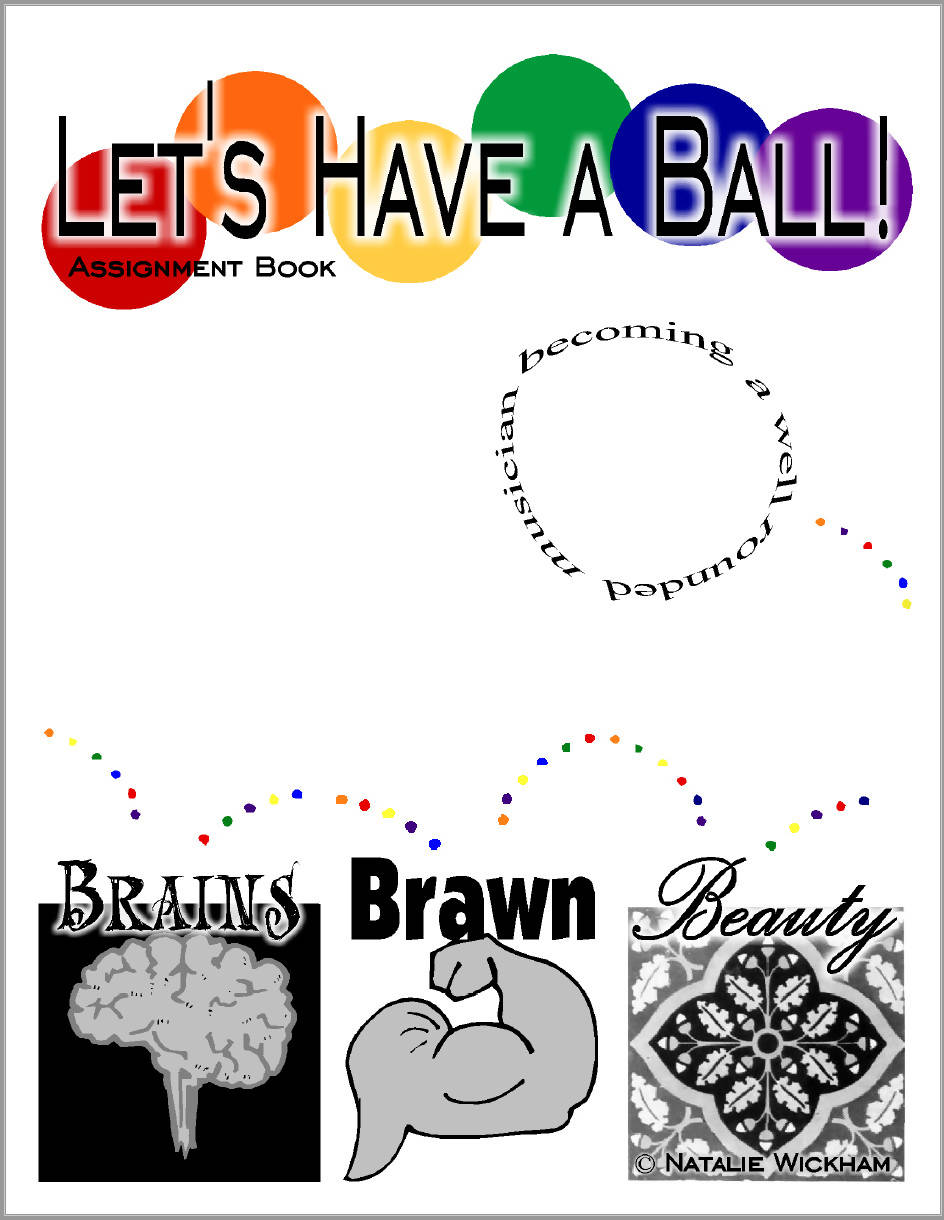 Let's Have a Ball! Practice Incentive Theme
