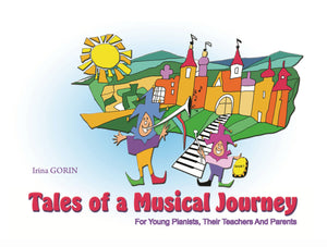 Tales of a Musical Journey. Book 1