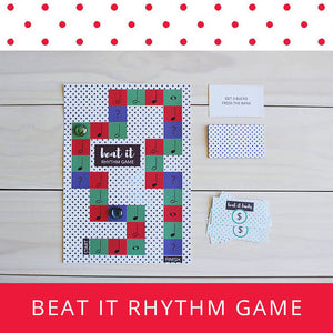 Beat It Rhythm Game