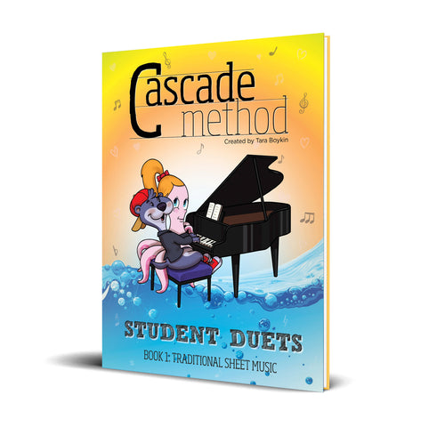 Student Duets Book 1 (Traditional Sheet Music)