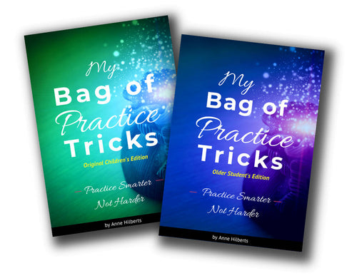 'My Bag of Practice Tricks': BOTH Editions - Studio Licenced